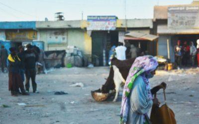 Być kobietą w Afryce Zachodniej.